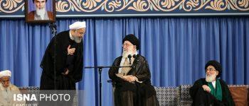 توان قوای دیگر و مردم در کنار دولت قرار بگیرد / روحانی